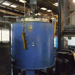 Annealing from Huyton
